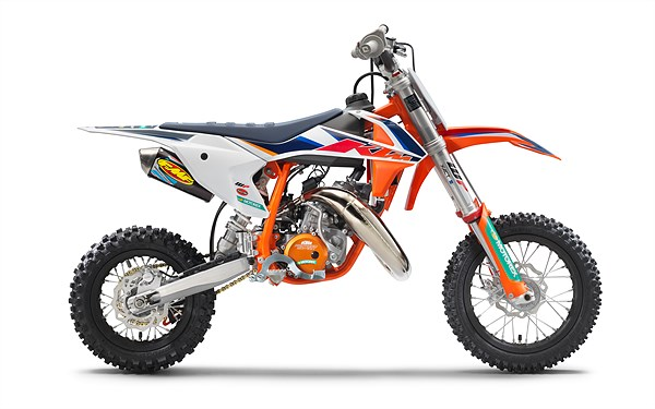 KTM 50 SX Factoy Edt 2021_right