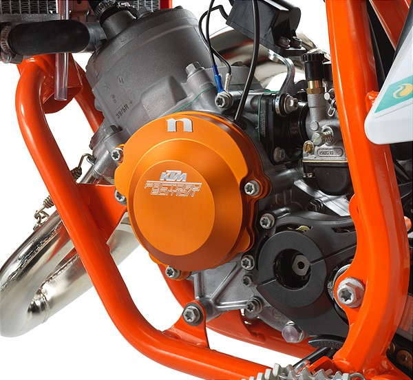 KTM 50 SX Factoy Edt 2021_detail engine