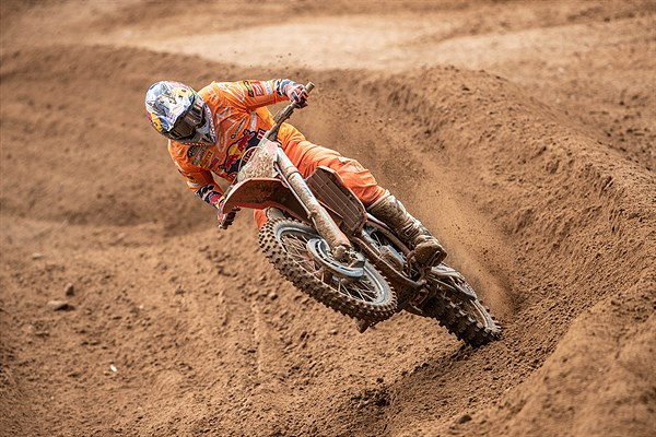 Jeffrey Herlings KTM 450 SX-F 2020 Riga