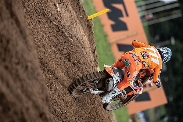 Rene Hofer Red Bull KTM 250 SX-F 2020 Riga