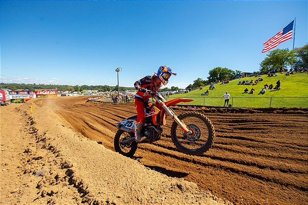 MUSQUIN CLAIMS FOURTH OVERALL WITH 2-6 FINISHES AT REDBUD I NATIONAL