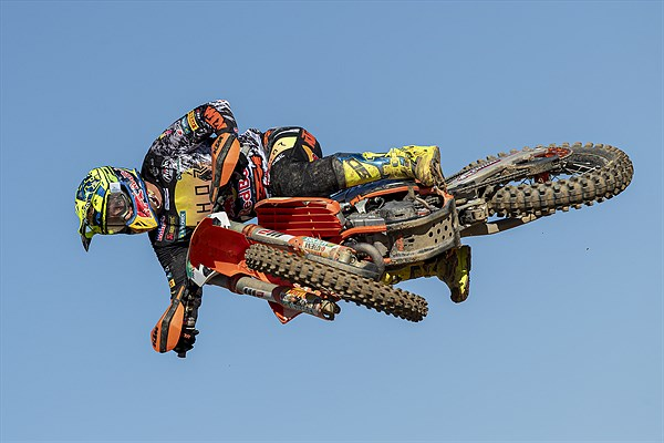 Tony Cairoli KTM 450 SX-F 2020 Spain