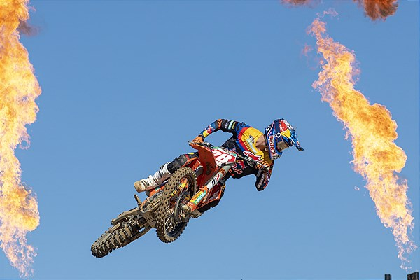 Tom Vialle KTM 250 SX-F 2020 Spain