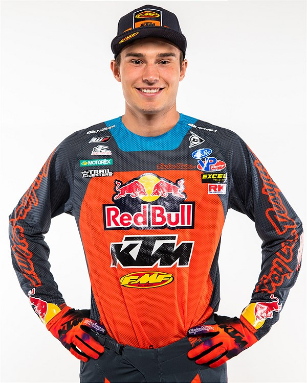 TRYSTAN HART SIGNS WITH FACTORY KTM OFF-ROAD   Dirt Bike Magazine