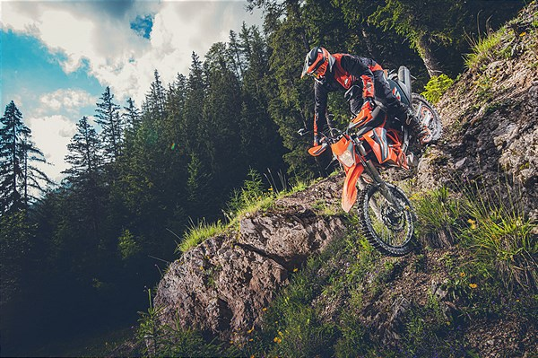 KTM 690 ENDURO R 2021 Action3