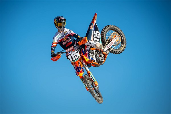 2021 RED BULL KTM FACTORY RACING TEAM