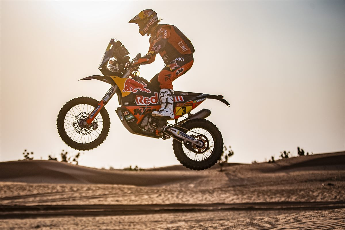 Toby Price - Red Bull KTM Factory Racing - 2021 Dakar Rally Stage Five
