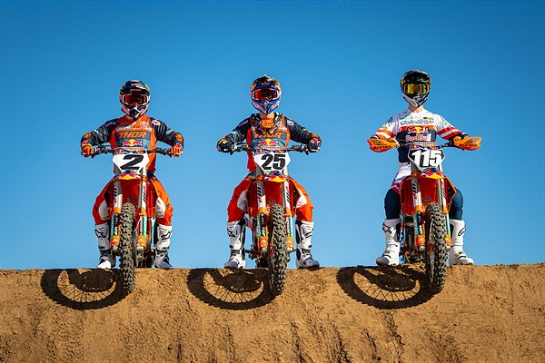 RED BULL KTM FACTORY RACING TEAM