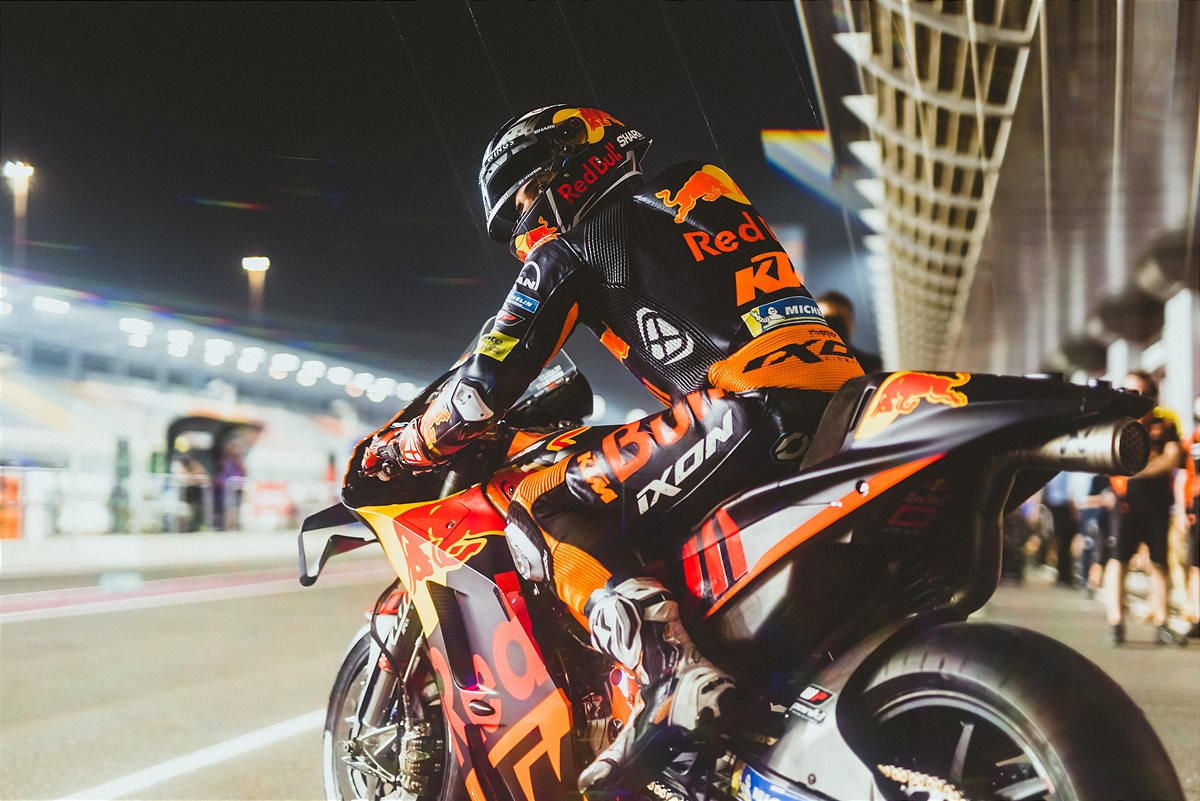 Miguel Oliveira KTM 2021 MotoGP Qatar 2 Qualification