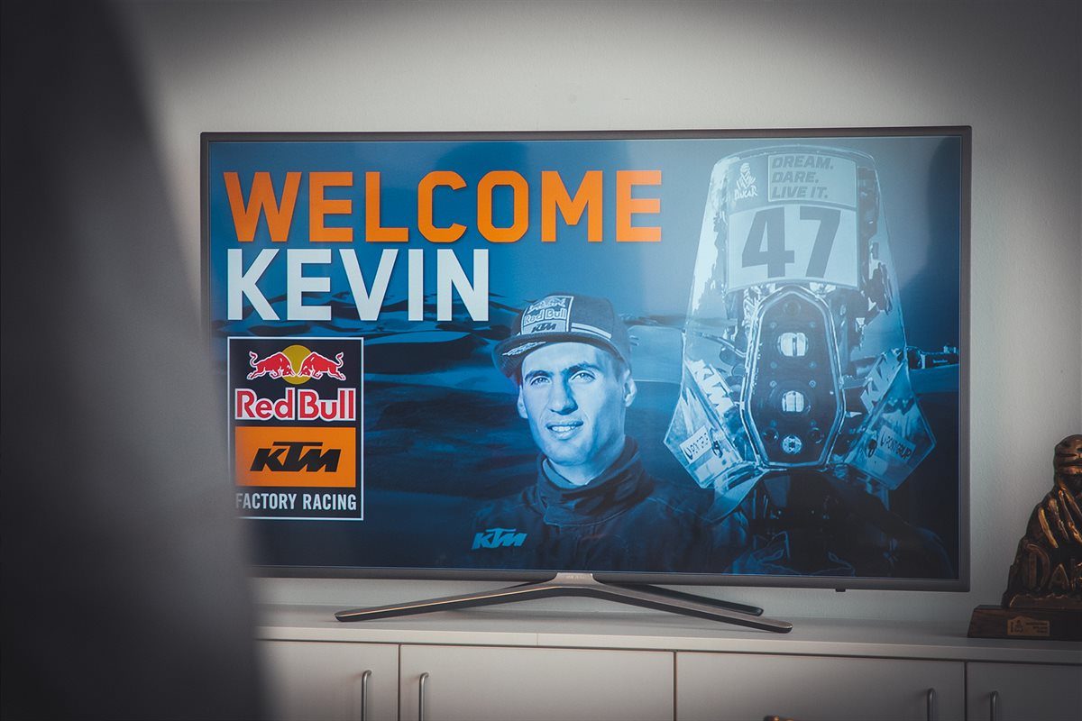 Kevin Benavides - Red Bull KTM Factory Racing