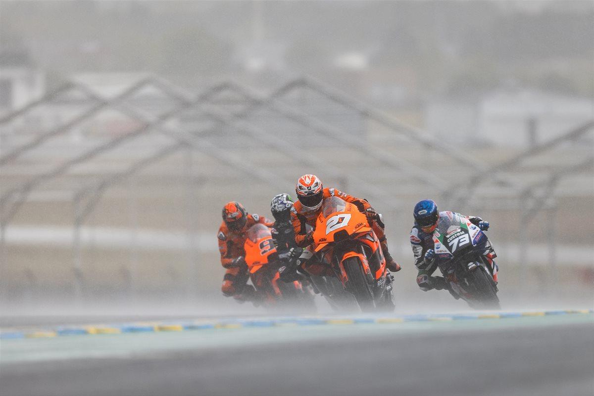 Iker Lecuona KTM 2021 MotoGP Le Mans race