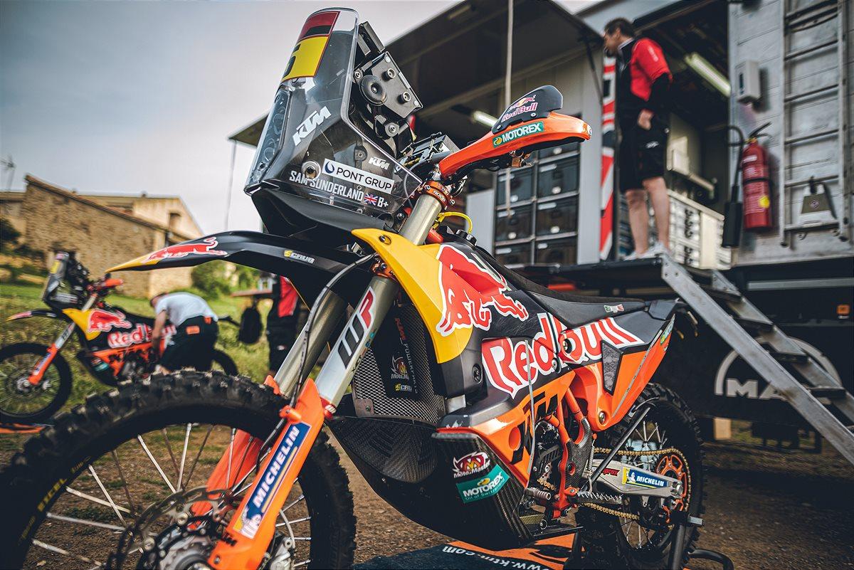 Red Bull KTM Factory Racing - Rally Kazakhstan Preview