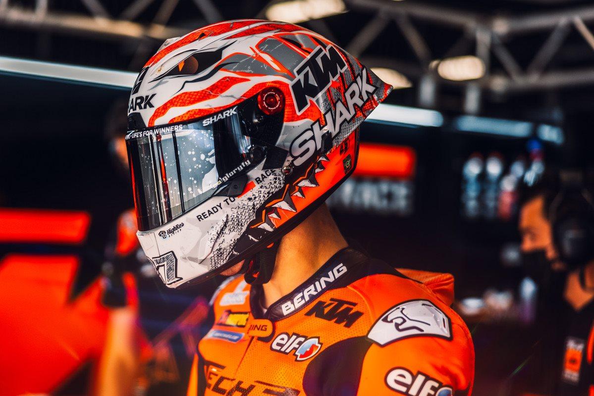 Iker Lecuona KTM 2021 MotoGP Catalunya test