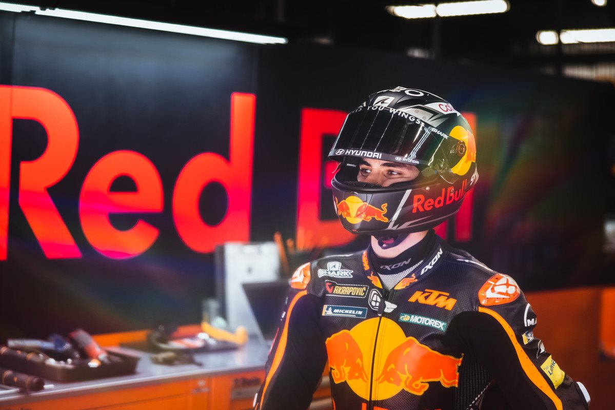 Miguel Oliveira KTM 2021 MotoGP Catalunya test