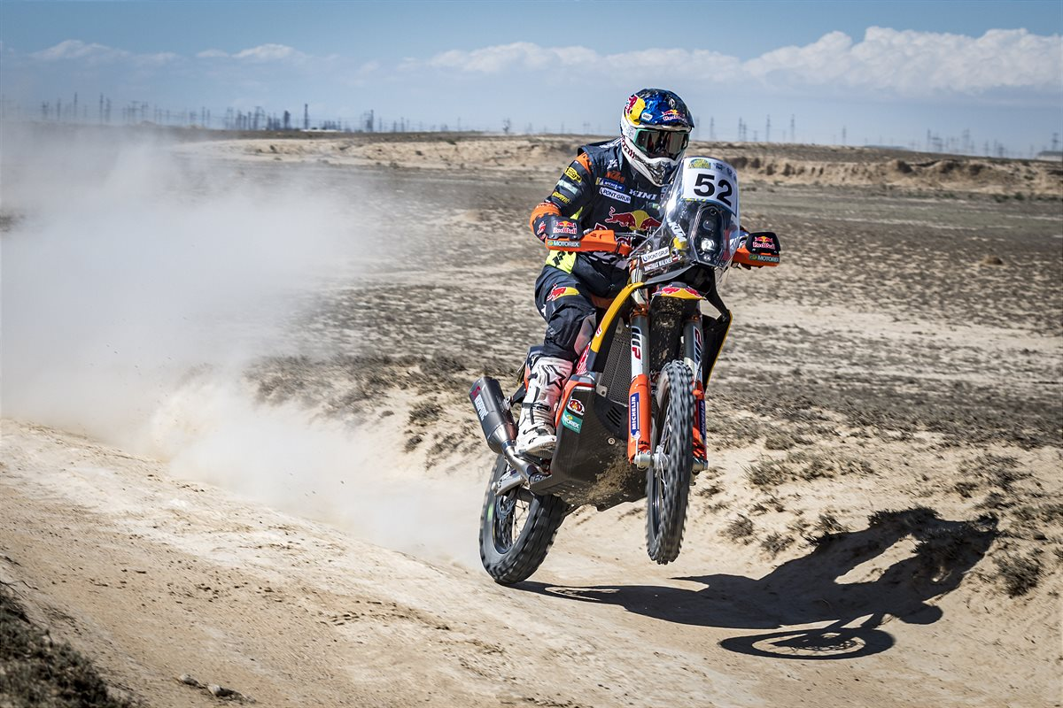 Matthias Walkner - Red Bull KTM Factory Racing - 2021 Rally Kazakhstan