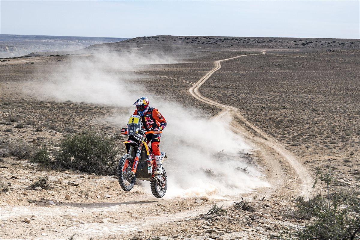 Sam Sunderland - Red Bull KTM Factory Racing - 2021 Rally Kazakhstan