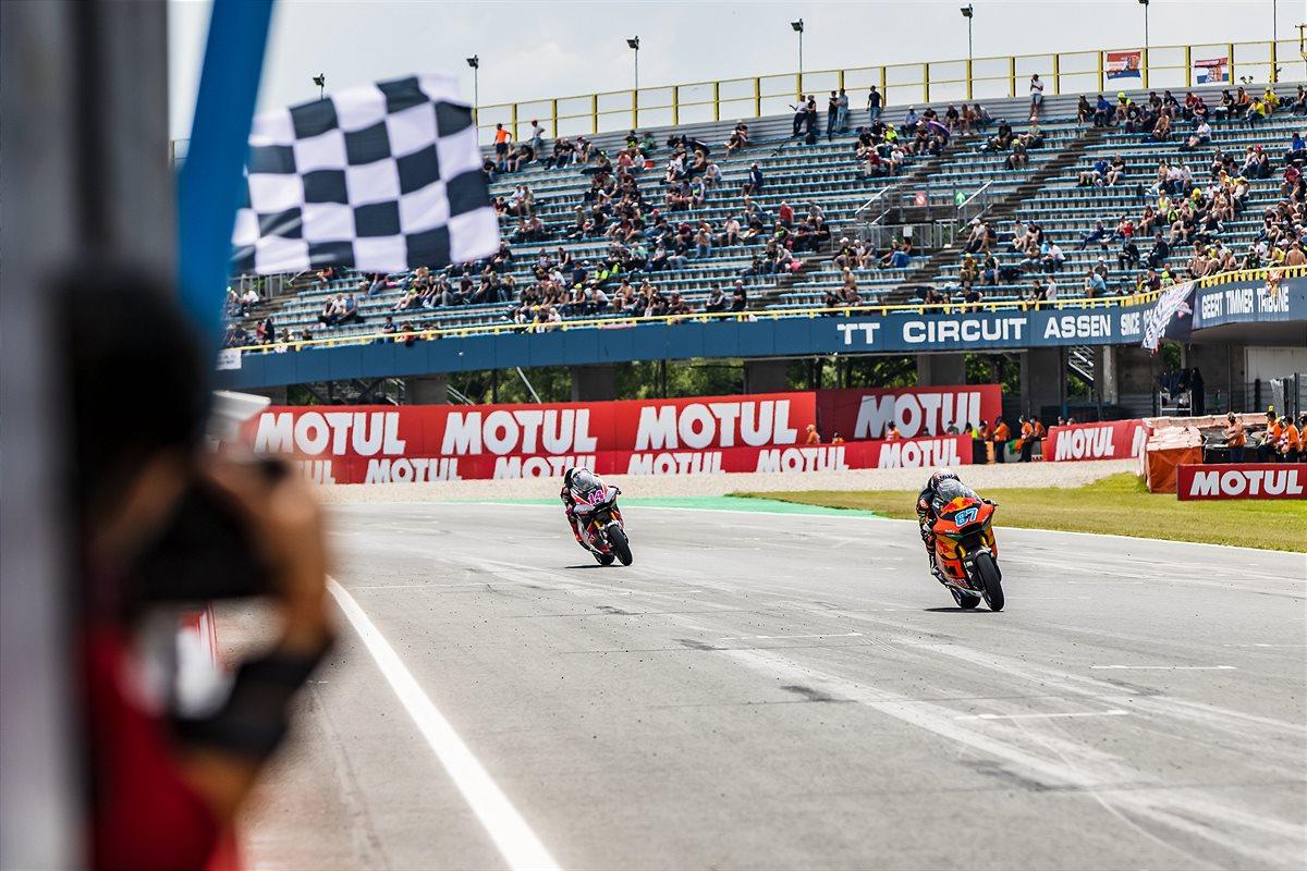 Remy Gardner Moto2 2021 Netherlands