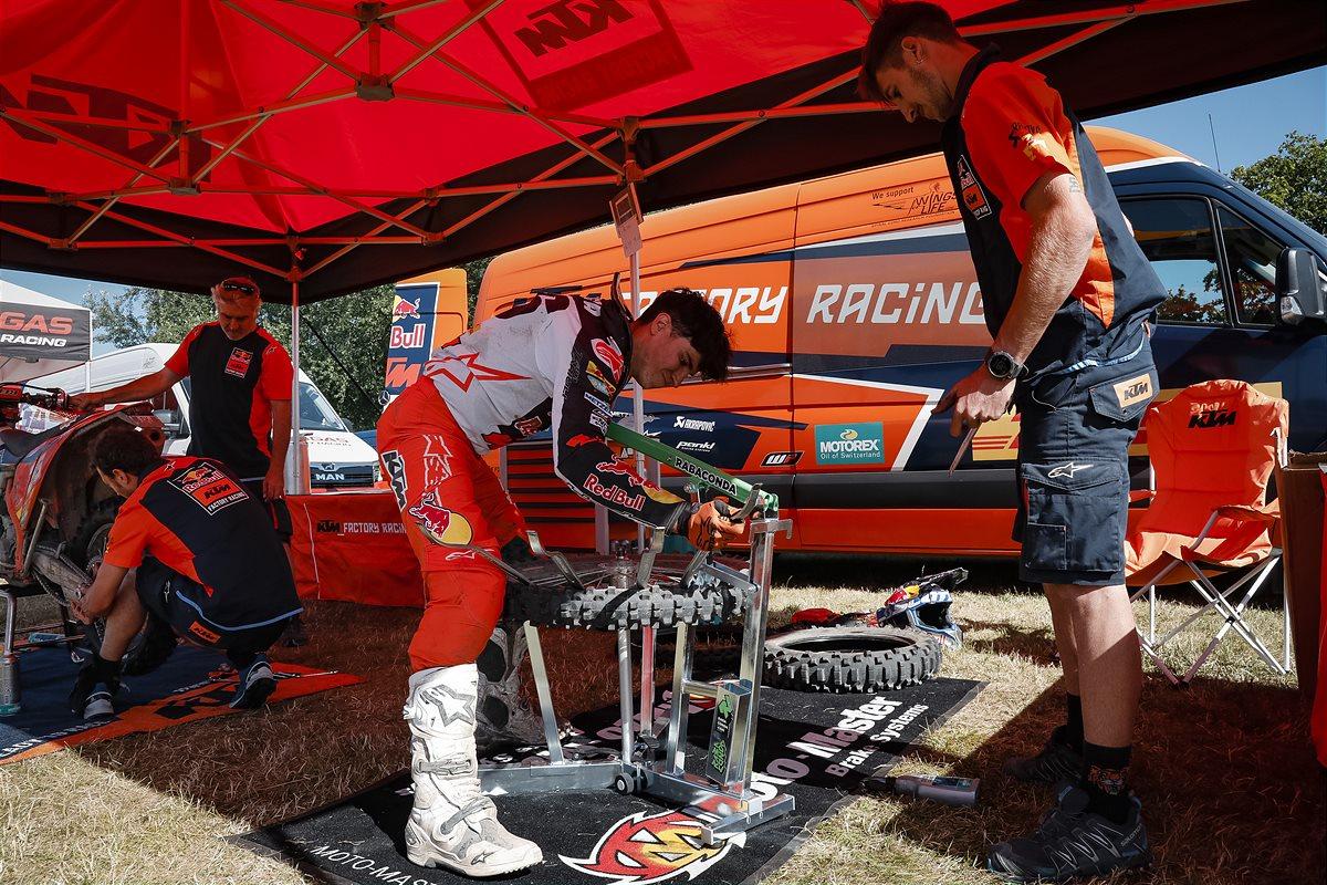Josep Garcia - Red Bull KTM Factory Racing