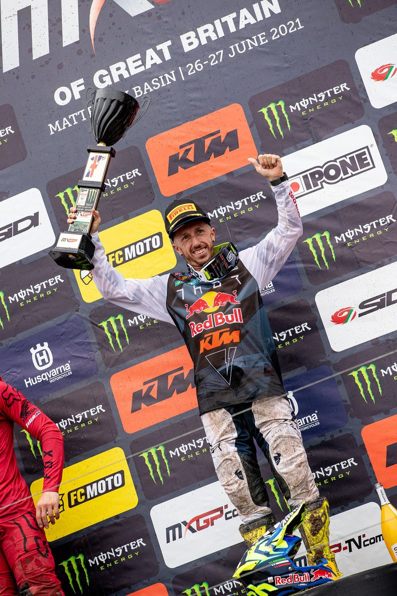 Antonio Cairoli – KTM 450 SX-F