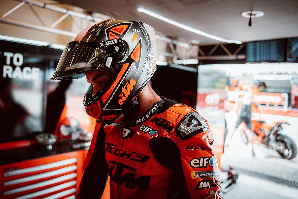 Danilo Petrucci KTM 2021 MotoGP Misano 1 Qualification