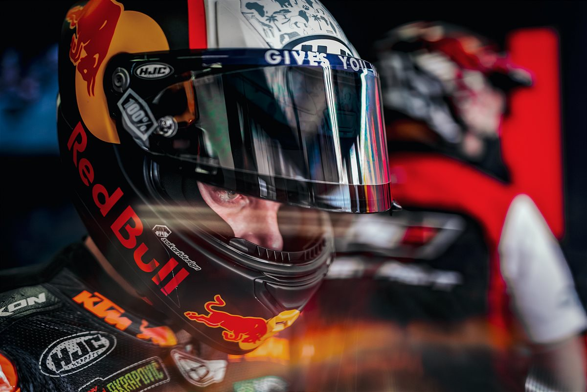 Brad Binder KTM 2021 MotoGP Misano 1 Qualification