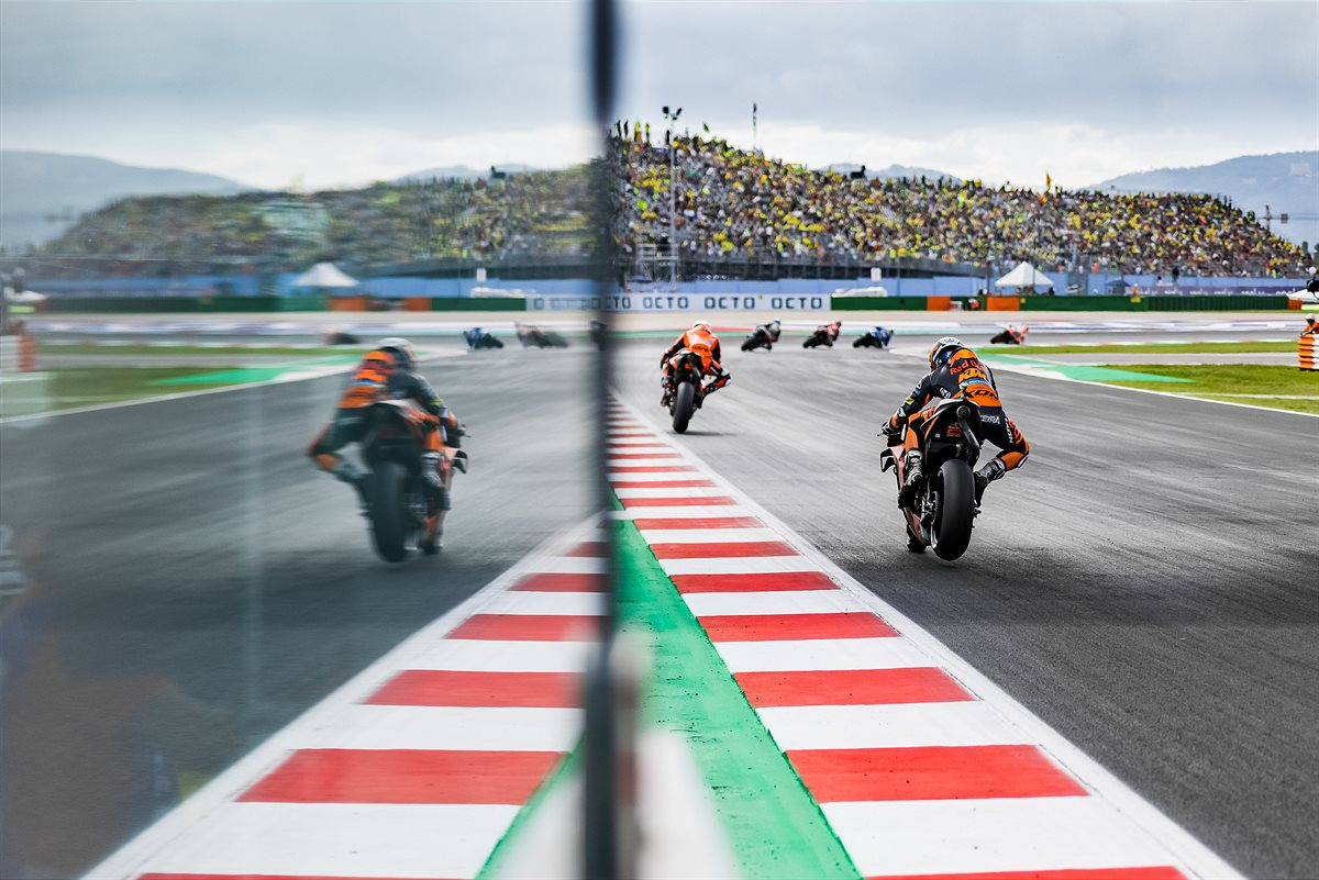 Miguel Oliveira KTM 2021 MotoGP Misano 1 Qualification