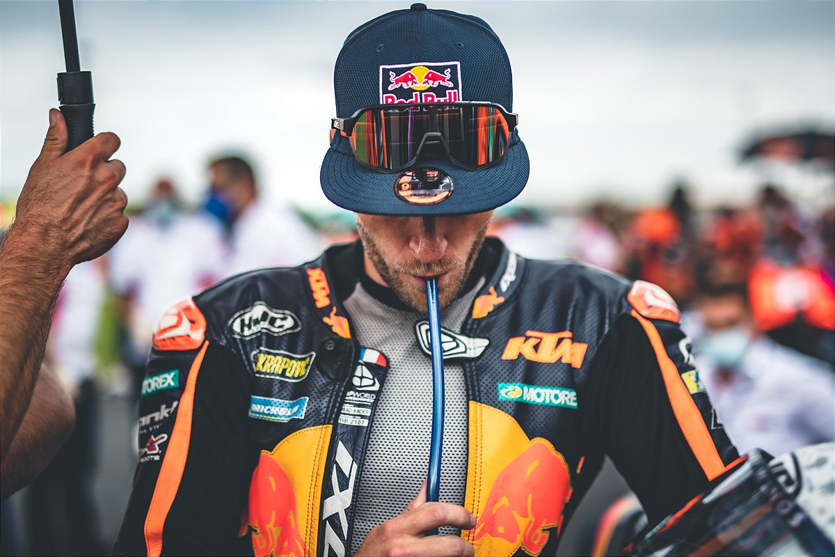 Brad Binder KTM 2021 MotoGP Misano 1 Race