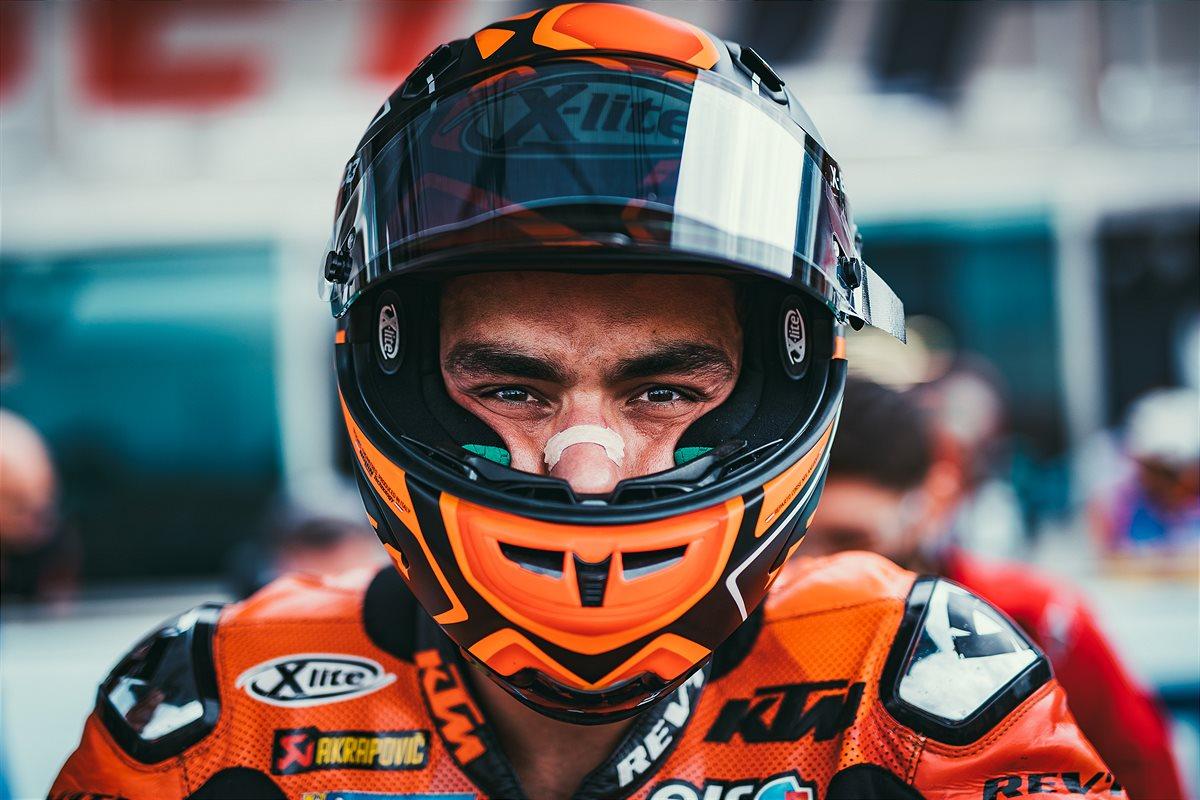 Danilo Petrucci KTM 2021 MotoGP Misano 1 Race