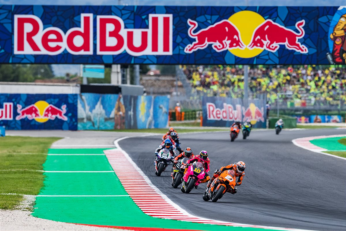 Iker Lecuona KTM 2021 MotoGP Misano 1 Race