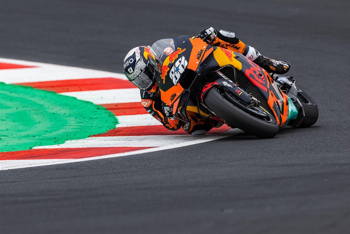 Miguel Oliveira KTM 2021 MotoGP Misano 1 Race