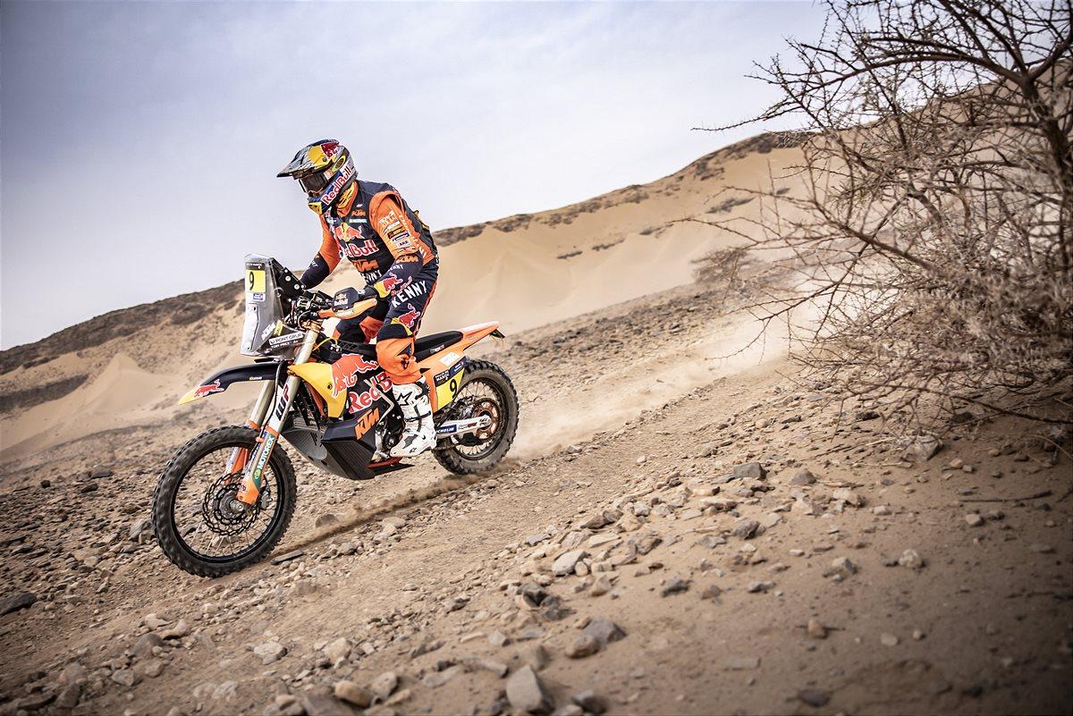 Toby Price - Red Bull KTM Factory Racing - 2021 Rallye du Maroc